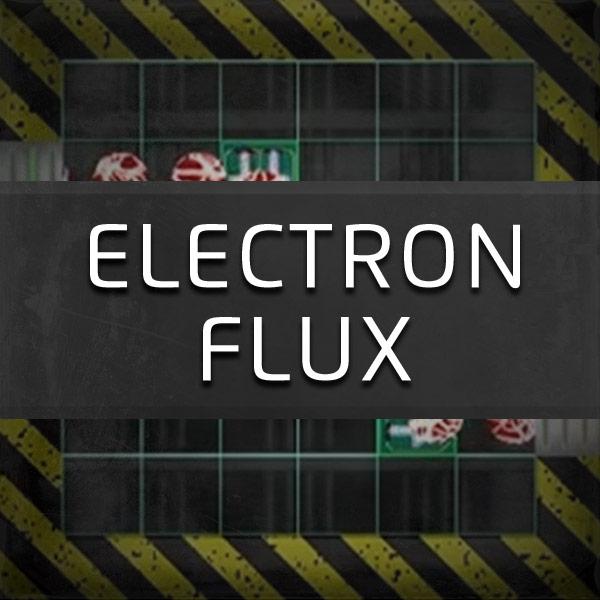 electron-flux