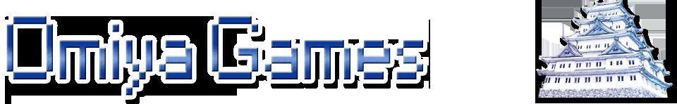 omiya games logo